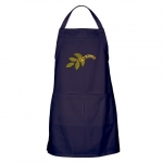 I Make It Happen Green Leaf Apron