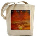 To Achieve Your Dreams Remember Your ABCs Hawaiian Sunset Tote Bag
